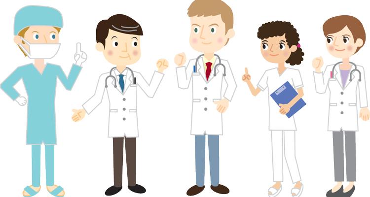 Professions médicales